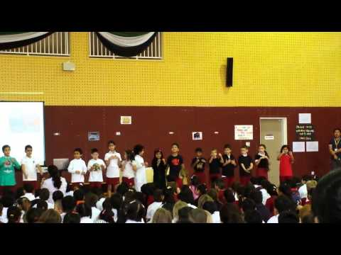 I love UAE song by Grade 2D