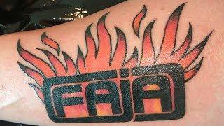 Jak powstawał Fajowy Tatuaż :)