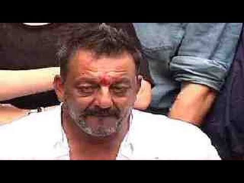 Sanjay Dutt's Emotional Interview after coming from the Jail 2016