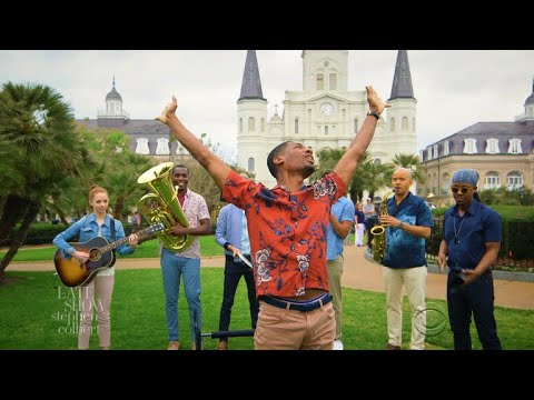 Jon Batiste Teaches You New Orleans