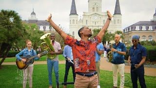Jon Batiste Teaches You New Orleans