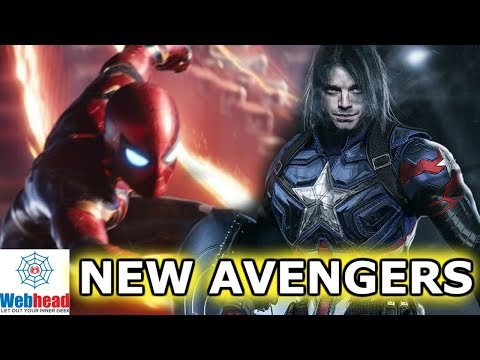 Who Will Be On The New Avengers Team After Infinity War? | Webhead