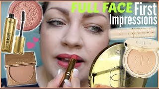 Full Face First Impressions | tarte cosmetics