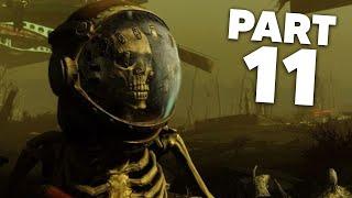 FALLOUT 76 WASTELANDERS Gameplay Walkthrough Part 11 - I BROKE THE GAME