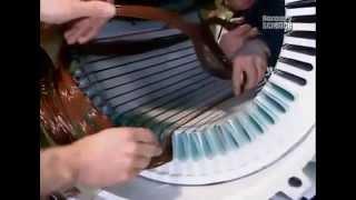 видео Трехфазный асинхронный двигатель