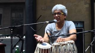"Trilok Gurtu (4) Amazing-tabla-lesson ""Alfa Jazz Fest - 14.06.2014 - HD"