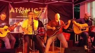 Atomic 77 - Psycho Killer (Acoustic) (live at the Golf Zone)