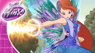 Winx Club - World Of Winx | Ep.8 - The shaman (Clip)