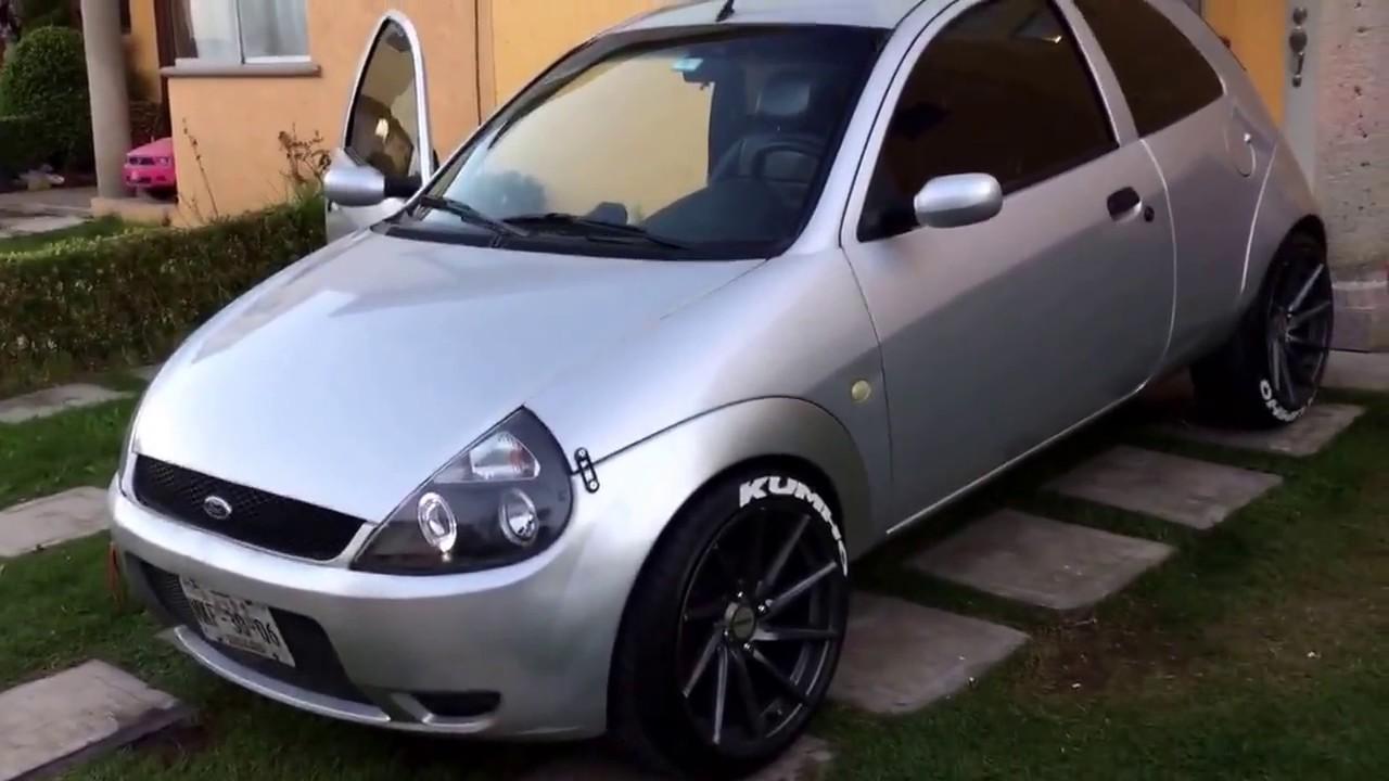 Ford Custom Sport >> FORD KA MODIFICADO / FORD KA CUSTOM MODIFIED - YouTube