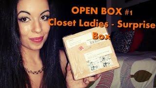 OPEN BOX ♥ Closet Ladies - Surprise Box ♥♥♥