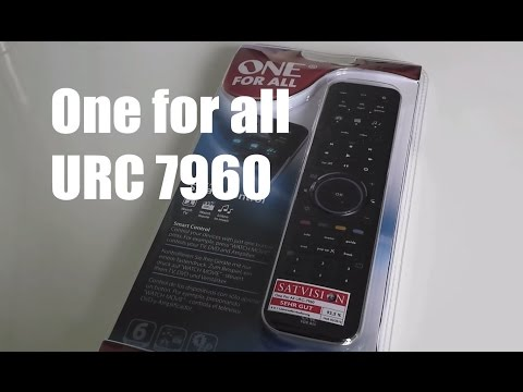 one for all remote codes urc-4021