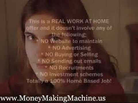 Work from Home - REAL WORK - Improve Your Life