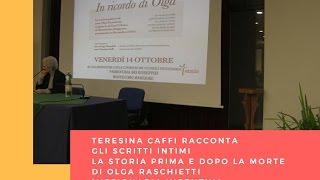 Il testamento spirituale di Suor Olga Raschietti