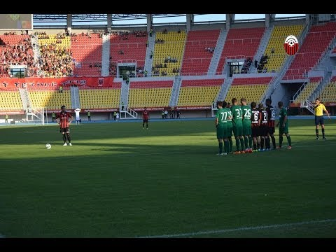 KF Shkëndija - FC Zimbru Chisinau   2-1   (01.07. 2014)