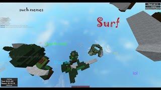 Roblox Surf Development - Autohop/Scroll compilation #1