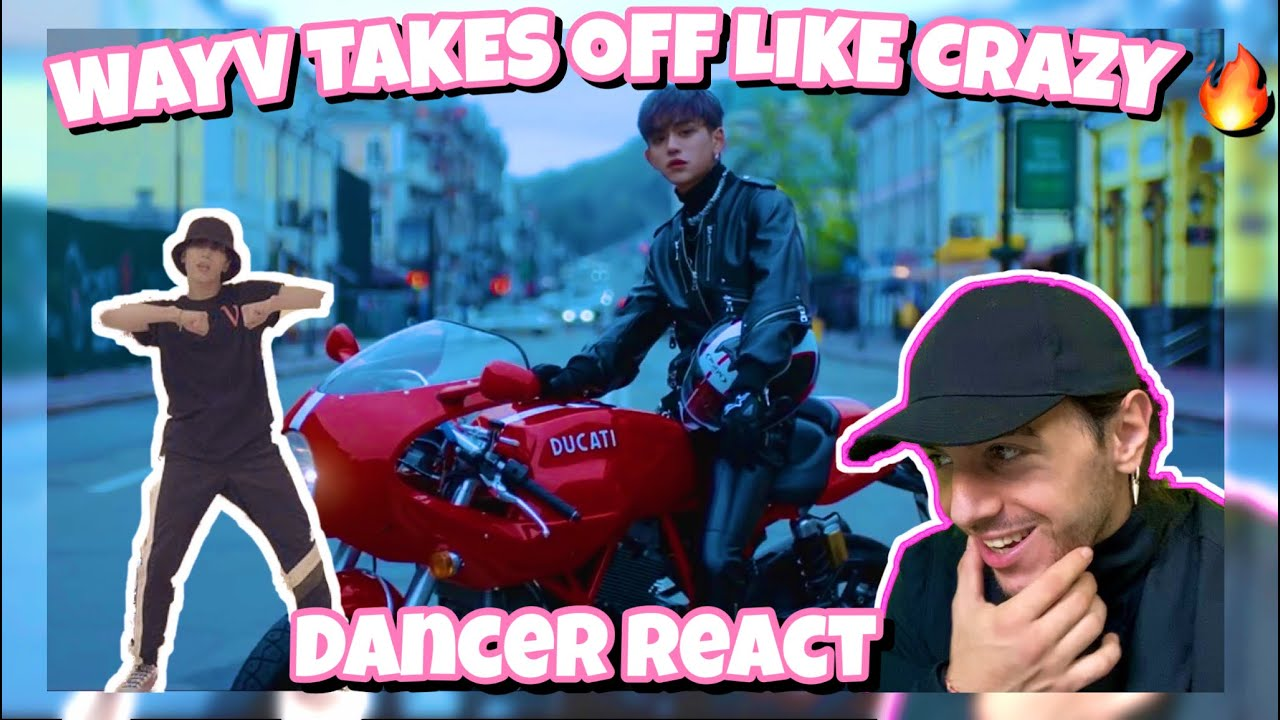 DANCER REACT to WayV 威神V '无翼而飞 (Take Off)' MV & DANCE PRACTICE I DOPE !! #wayv #威神V #takeoff