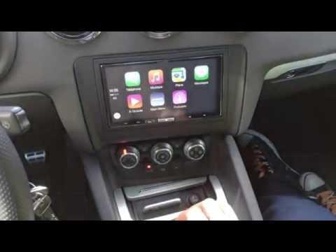 wholesale dealer 1a3c8 fba32 Audi TT CarPlay dock for iPhone 6/6s/7/8
