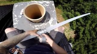 Jak zamontować komin do kotła gazowego?