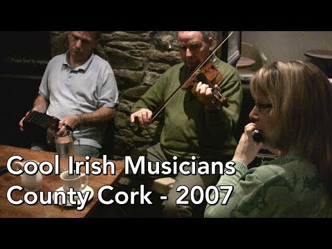 Old Mill Irish Music - County Cork 2017