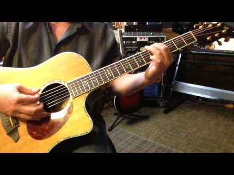 Alternate Tuning D#A#DFGD# - Key A# Major