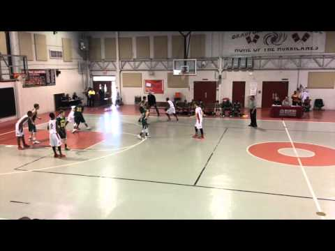NEFAC Playoffs Green Cove Jr High vs Bradford Middle School Hurricanes