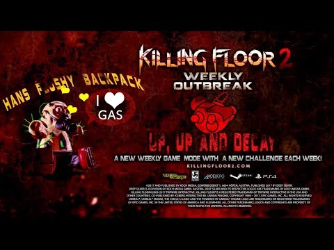 KF2 - Weekly Outbreak - Up up and decay - Containment Station