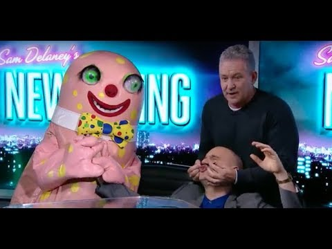 Threat Level: Blobby (Full Episode: 14th October 2017) - News Thing