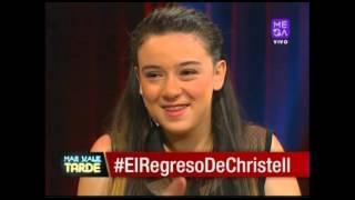"""Christell Rodríguez: """"Me da vergüenza recordar esa actuación"""""""