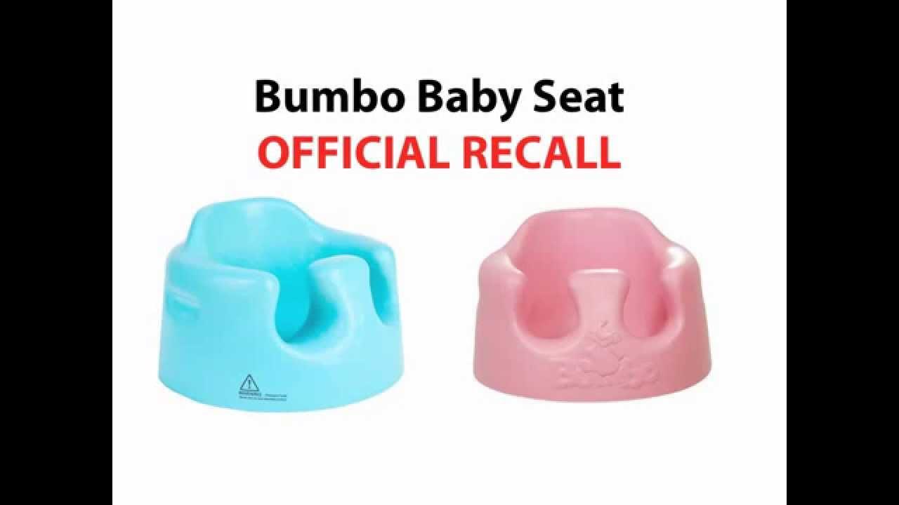 Important Bumbo Baby Seat Recall 4 Million Infant Floor Seats Recalled  YouTube