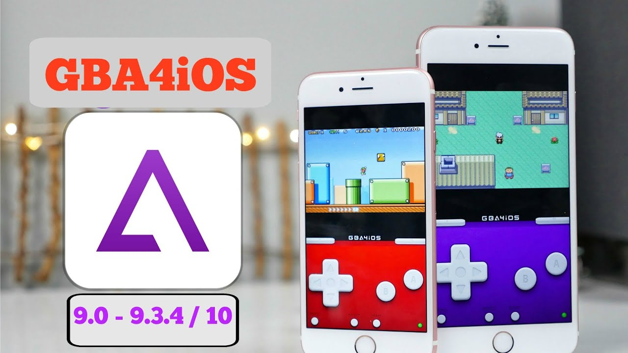 Gba4ios Without Buildstore