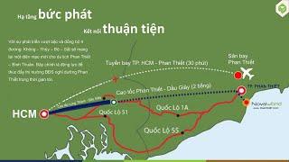 Vị trí dự án Novaworld Phan Thiết | CaroLand.vn