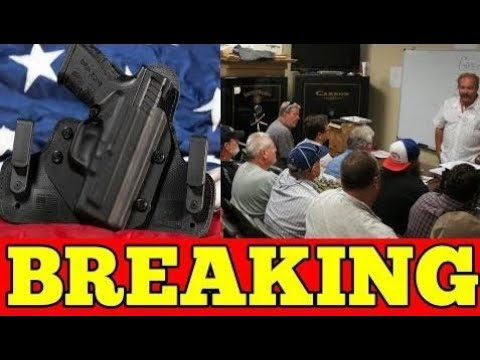 """America ex news - People Horrified At What Michigan Has Suddenly Let Citizens Do In """"Gun-unfastened"""