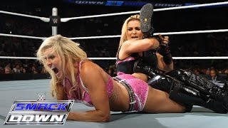 Natalya vs. Charlotte: SmackDown, February 18, 2016