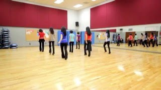 Stop & Drink - Line Dance (Dance & Teach in English & 中文)