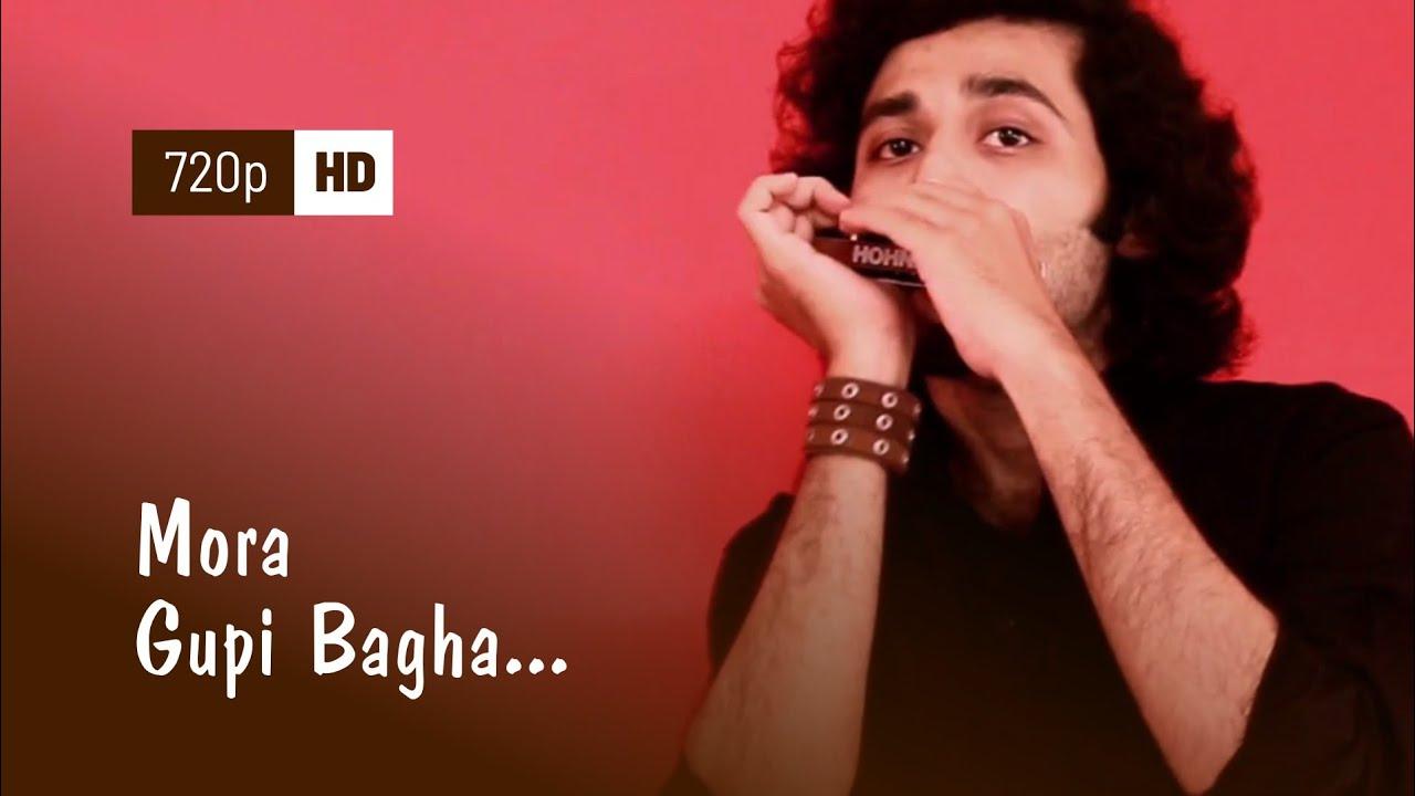 Mora Gupi Bagha   Tribute to Satyajit Ray - Harmonica (Instrumental    Cover) - Gourab Das (gourabex)
