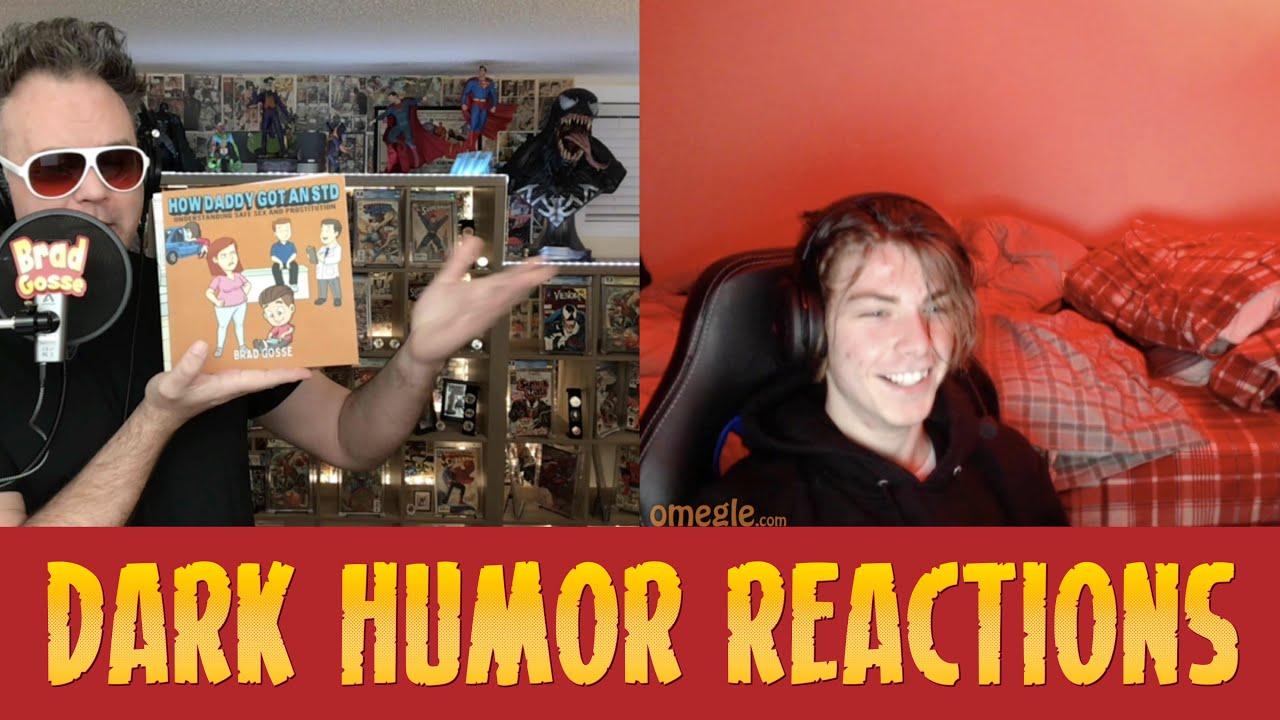 [Humour] Dark Humour Reactions