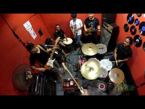 Kekonyolan Robusta Band Saat Latihan @Sakha Studio
