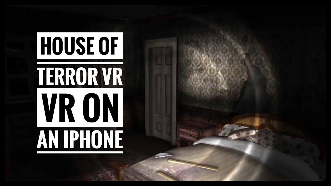 097dcea14f1c iOS VR Horror Game reaction