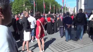 Norway-17 mai Oslo , 2014