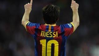 Souness Praises Messi After 2011 CL Final