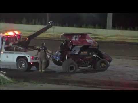 My Movie Bridgeport Speedway 8-5-2016 Videos 2