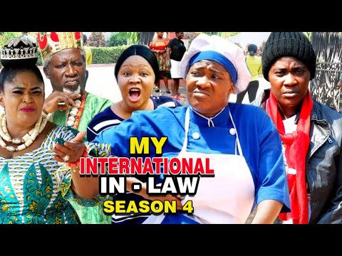 MY INTERNATIONAL IN-LAW SEASON 4 -(Trending Movie Full HD)Mercy Johnson 2021 Latest Nigerian Movie