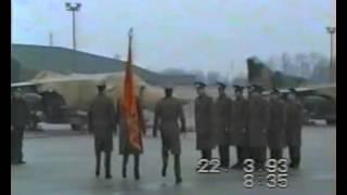 Аэродром Гроссенхайн. Вывод 296 АПИБ.(Аэродром Гроссенхайн. Вывод 296 АПИБ 22 марта 1993 года из Германии. Песню