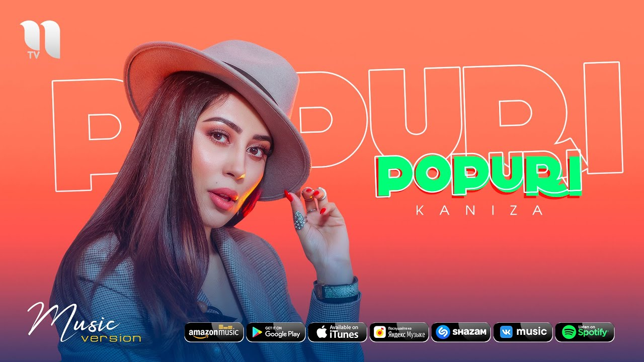 Kaniza - Popuri (audio 2020)