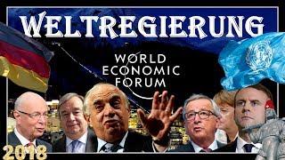 WELTREGIERUNG WEF | WER STEHT HINTER GLOBALISIERUNG MASSEN MIGRATION?