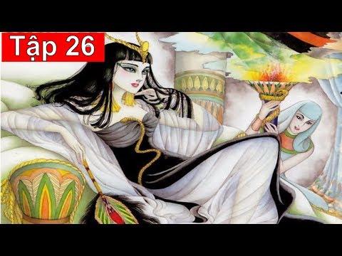Nữ Hoàng Ai Cập Tập 26: Tâm Sự Asisu  (Bản Siêu Nét)