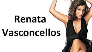 Renata Vasconcellos balançando os peitos no Fantástico Full HD