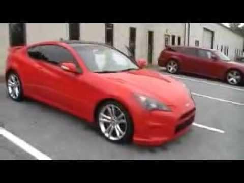 Hyundai Genesis Coupe Vega Body Kit Youtube