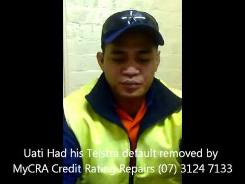 Uati talks about his experience with MyCRA Credit repairs
