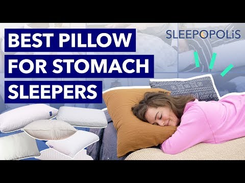 Best Pillow For Stomach Sleepers 2020 Our Top 7 Picks Youtube